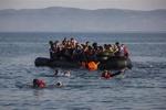 غرق شدن مهاجران در سواحل ترکیه