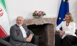 Zarif, Mogherini meet in Munich