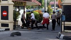 قتلى وجرحى بهجوم على مركز للشرطة الإندونيسية