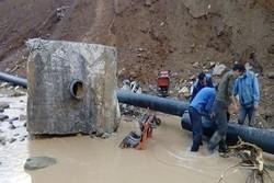 بیش از ۹۰۰ میلیون تومان به پروژه های آبی روستایی خسارت وارد شد