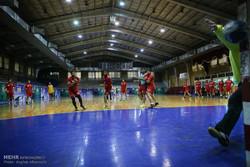سومین اردوی تیم ملی هندبال در تهران دنبال میشود