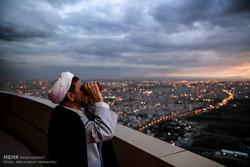۶ گروه هلال ماه شوال را در استان بوشهر رصد میکنند
