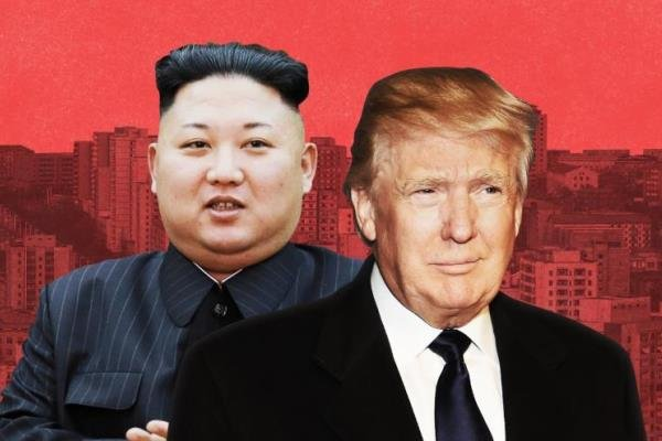 ترامپ و کيم جونگ اون