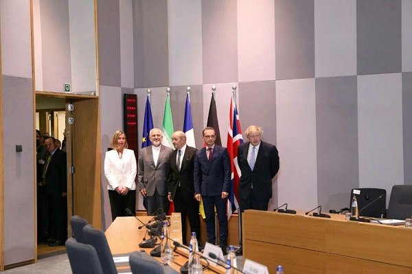 EU, Iran regret US withdrawal, recall commitment to continued implementation of JCPOA
