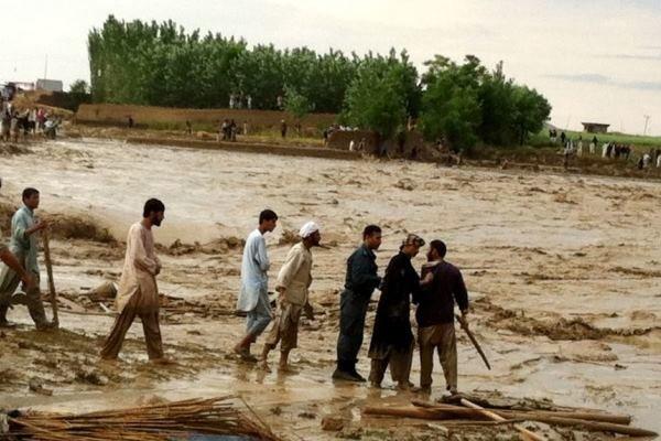 افغانستان میں سیلاب سے 34 افراد ہلاک