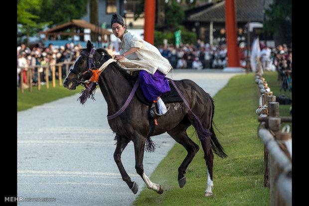 جشنواره آئوئی در ژاپن