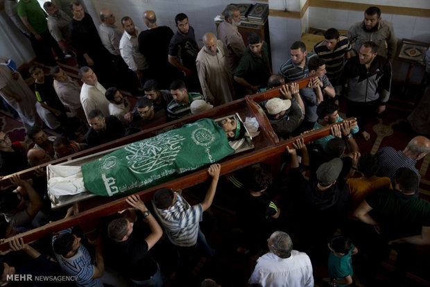 اسرائیلی جلادوں کی تشدد میں ایک اور فلسطینی شہید