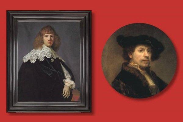 «پرتره یک جنتلمن» متعلق به رامبراند است/ اثر نقاش در ۲۸ سالگی