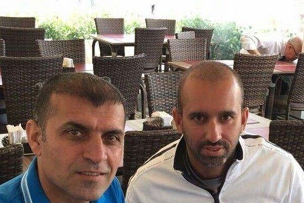 عبدالله ویسی و رافائل