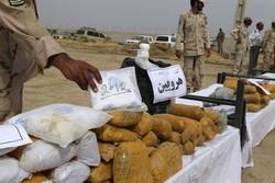 """القضاء على 17 عصابة إتجار بالمخدرات في """"بوشهر"""" جنوبي إيران"""