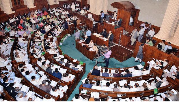 پاکستان کی قومی اسمبلی میں اپوزیشن نے وفاقی بجٹ کو مسترد