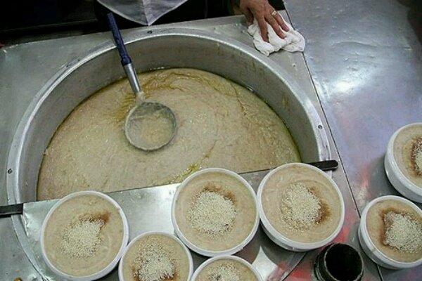 قیمت هر کیلو حلیم برای ماه رمضان امسال ۸۰۰۰ تومان است