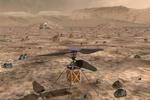 ناسا ترسل طائرة هليكوبتر الى المريخ