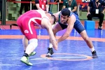 Iran finishes runner up in world military freestyle wrestling c'ship