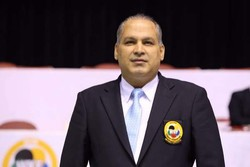 Iran's karate referee says happy to be invited to 2020 Olympics