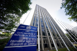 The headquarters of the International Agency for Research on Cancer (IARC) in Lyon, France. (Photo by Robert Pratta/ Reuters)