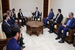 آخوندي يؤكد استعداد ايران للمساهمة الفاعلة في عملية إعادة الإعمار بسوريا