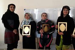 اولین کارگاه آموزش موتورسواری بانوان رباط کریم برگزار شد