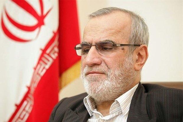 پیکر عضو فقید شورای نگهبان در شهر «زیرآب» تشییع شد