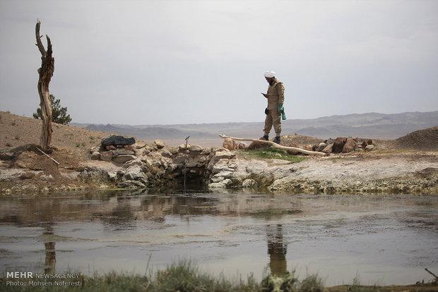 اردوی جهادی در مناطق محروم نهبندان