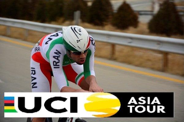 دوچرخهسواری ایران همچنان سوم آسیا است/صعود ۵۲ پلهای پیشگامان