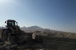 رفع تصرف ۴۳۶ هکتار از اراضی ملی در ایرانشهر