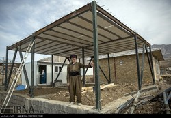 Reconstruction in quake-hit Kermanshah completed by 52%