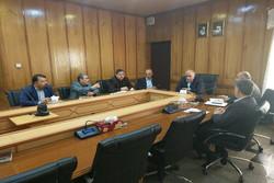 نشست پیگیری امهال تسهیلات در مناطق زلزلهزده استان کرمانشاه