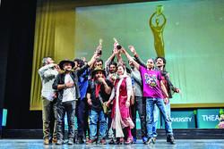 Iran's university theater festival