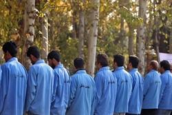 دستگیری ۱۲۸  توزیع کننده مواد مخدر در کرمانشاه