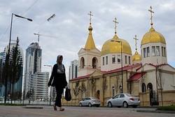 مقتل 3 أشخاص في هجوم مسلح على كنيسة بمدينة غروزني الروسية