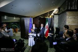 لقاء وزير الطاقة الايراني مع المفوض الاوروبي للطاقة