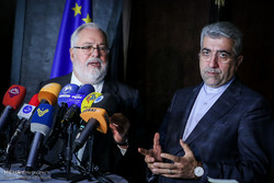 Energy min., EU's top energy commissioner meet in Tehran