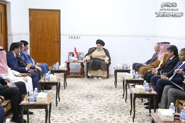 Muktada Sadr'dan ulusal hükümet kurma seferberliği