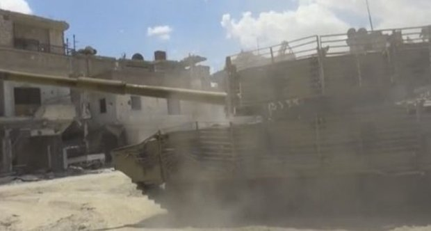 Syrian Army advances further in al-Hajar al-Aswad, southern Damascus