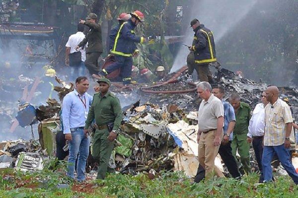 حداد وطني في كوبا بعد مقتل 107 اشخاص في تحطم طائرة البوينغ