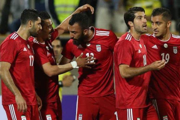 تیم ملی فوتبال برابر ازبکستان پیروز شد