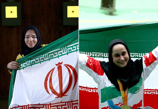 پرچمداران ایران در افتتاحیه و اختتامیه پاراآسیایی مشخص شدند خبرگزاری مهر اخبار ایران و جهان
