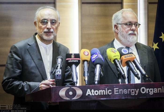 Iran expects measures to save nuclear deal by end of May