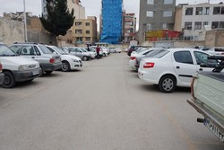 انتقال وسایل نقلیه متخلف به پارکینگ در پایانه مرزی مهران