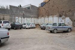 زمین های خالی شهر ساری پارکینگ می شود