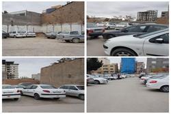 مردم بجنورد چشم انتظار پارکینگ طبقاتی/رانندگان در جستجوی جای پارک