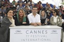Iran's Panahi among 2018 Cannes winners