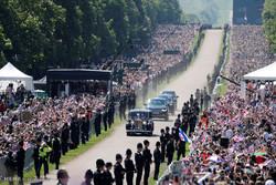 عروسی پرخرج خانواده سلطنتی در انگلیس