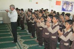 ۹۵ درصد مدارس شهرستان گناوه دارای نمازخانه جداگانه است