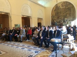 Minsk House of Friendship honors Persian poet Khayyam