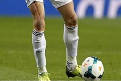 پای فوتبالیست