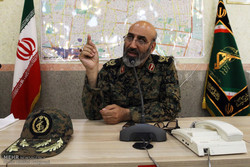 Nomads armed to protect borders