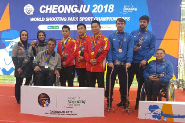 کسب سه سهمیه پارالمپیک ۲۰۲۰ توکیو توسط پاراتیزاندازان ایران