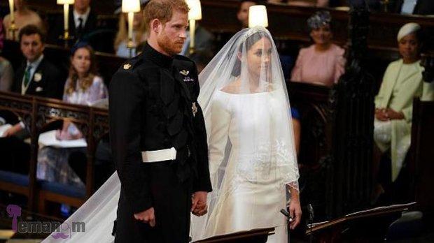 پاگشای ایرانیها در مراسم ازدواج هری دوستداشتنی